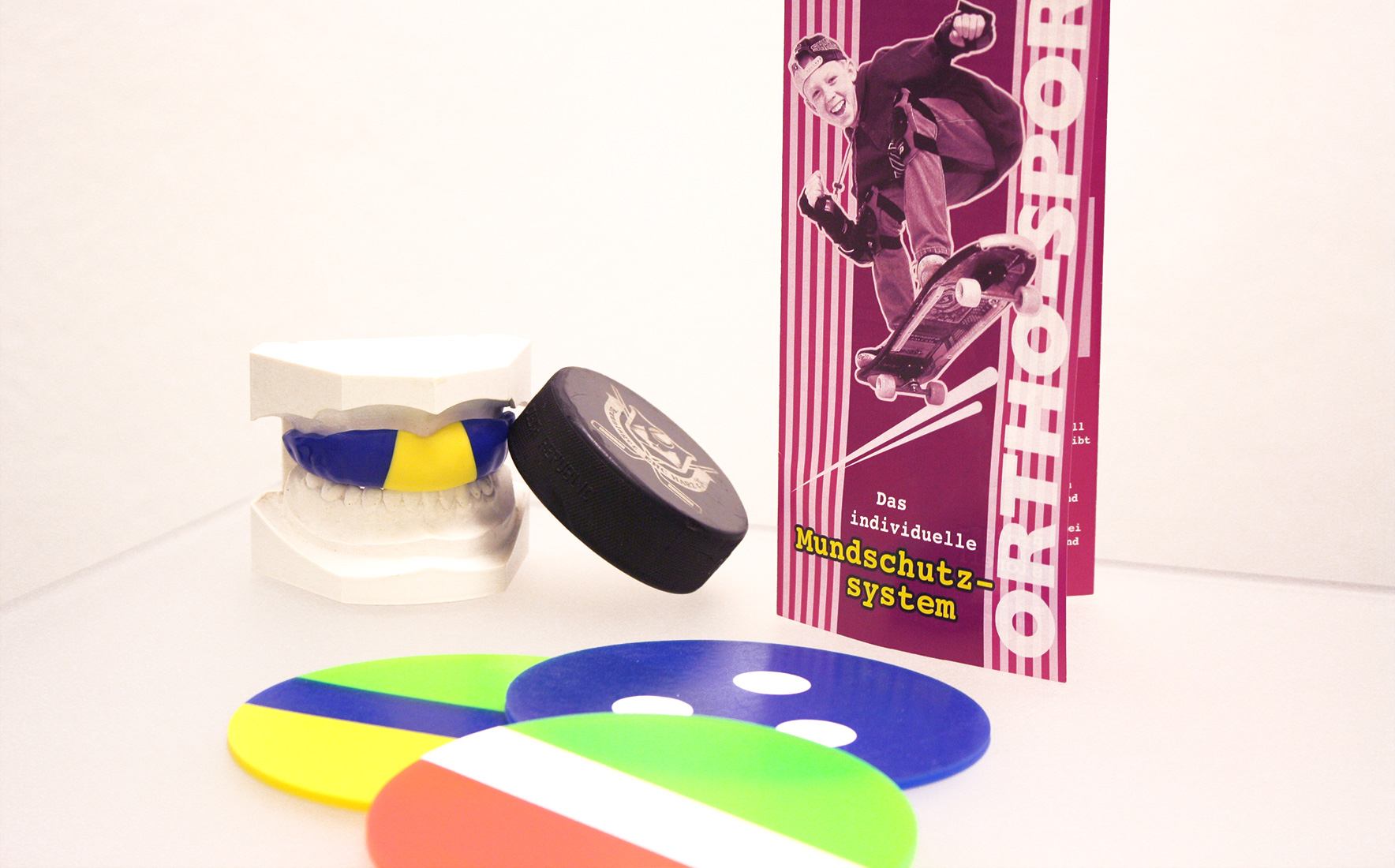 Das individuelle Mundschutzsystem: der Sportmundschutz